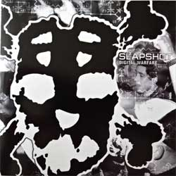 SLAPSHOT ''Digital Warfare'' (2003 RI 2005 Russian press, NERCD064-WW042, mint/mint, new) (CD)