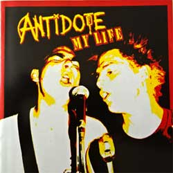ANTIDOTE ''My Life'' (1999 RI 2005 Russian press, NERCD 071-WW058, mint/mint, new) (CD)