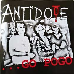 ANTIDOTE ''Go Pogo'' (2001 RI 2005 Russian press, NERCD081-WW060, mint/mint, new) (CD)