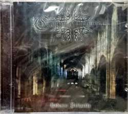 CAPITOLLIUM ''Undivine Antipathy'' (2006 Russian press, OUP-02 CD, mint/mint, still sealed) (CD)