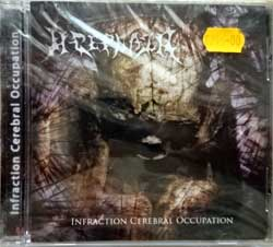 ACEPHALA ''Infraction Cerebral Occupation'' (2008 Russian press, SAPCD 152, mint/mint, still sealed) (CD)