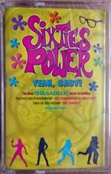 аудиокассета va SIXTIES POWER: YEAH, BABY! Volume 1 (1999 Canada press, SLD 32734, mint/mint, still sealed!) (MC2461)