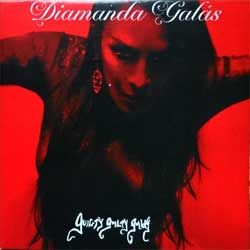 DIAMANDA GALAS ''Guilty Guilty Guilty'' (2008 Russian press, poster-booklette, CDSTUMM274, ex+/ex+) (CD)
