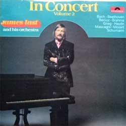 винил LP JAMES LAST ''In Concert Volume 2'' (1973 UK press, laminated, 2371 320, ex/ex)