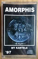 аудиокассета AMORPHIS ''My Kantele'' (1997 Russian RARE press, 321, near mint/mint)  (MC2571)