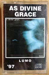 аудиокассета AS DIVINE GRACE ''Lumo'' (1997 Russian RARE press, 379, near mint/mint) (MC2582)