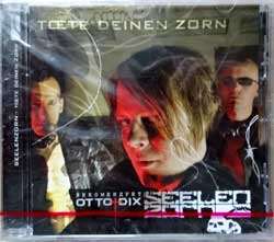 SEELENZORN ''Tote Deinen Zorn'' (2008 Russian press, DZR 005, mint/mint, still sealed) (CD)