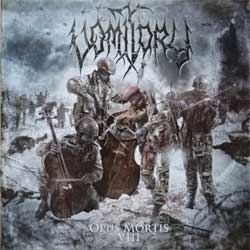 VOMITORY ''Opus Mortis VIII'' (2011 Russian press, FO852CD, mint/mint) (CD)