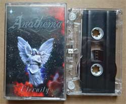 аудиокассета ANATHEMA ''Eternity'' (1996 Russian press, ex/ex) (D) (MC879)