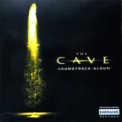 va THE CAVE Soundttrack Album (2006 Russian press, 2600778, near mint/mint) (CD)