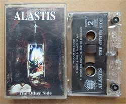 аудиокассета ALASTIS ''The Other Side'' (1997 Russian press, ex/vg+) (D) (MC973)