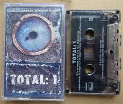 аудиокассета TOTAL ''Total : 1'' (2001 Russian press, RR 091 MC, near mint/near mint) (D) (MC1035)