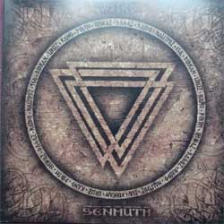 SENMUTH ''Weird'' (2009 Russian press, CBM 004CD, ex/ex+) (CD)
