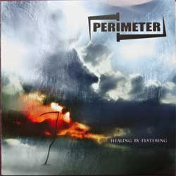 PERIMETER ''Healing By Festering'' (2006 Russian press, MYST CD 022 S, ex/ex) (CD)