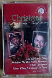 аудиокассета FRANK SINATRA & BING CROSBY ''Christmas With Bing Crosby And Frank Sinatra'' (1996 Canada press, HOL35114, mint/mint, still sealed) (MC2872)