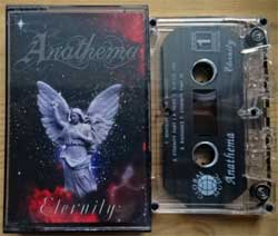 аудиокассета ANATHEMA ''Eternity'' (1997 Russian RARE press, mint/mint) (MC2883)