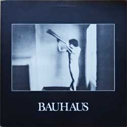 винил LP BAUHAUS ''In The Flat Field'' (1981 Japan press, 2 inserts, P-11049J, ex+/ex)