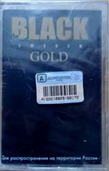 аудиокассета BLACK SWEDEN ''Gold'' (2000 Russian press, 159 208-4, mint/mint, still sealed) (MC1929)