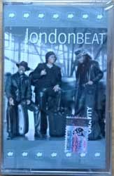 аудиокассета LONDONBEAT ''Gravity'' (2004 Russian press, TMCD 140-04, mint/mint, still sealed) (MC1934)