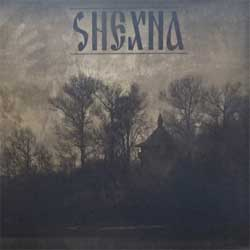 SHEXNA ''Shexna'' (2013 SoundAge press, new) (CD)