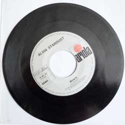 винил LP ALVIN STARDUST ''Move It - Be Smart Be Safe'' (7''single) (1975 german press, vg+)