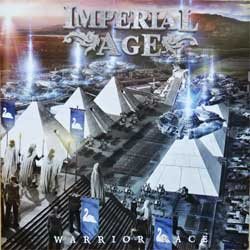 IMPERIAL AGE ''Warrior Race'' (2014 SoundAge press, new) (CD)