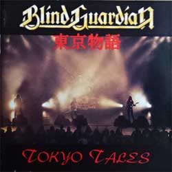 BLIND GUARDIAN ''Tokyo Tales'' (1993 Holland press, 7777877562, vg+/ex) (CD)