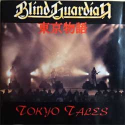 BLIND GUARDIAN ''Tokyo Tales'' (1993 Holland press, 7777877562, ex-/ex) (CD)
