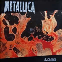 METALLICA ''Load'' (1996 German press (PMDC), 532 618-2, ex/ex) (CD)