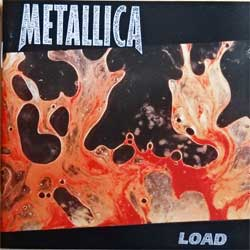 METALLICA ''Load'' (1996 France press (PMDC), 532 618-2, ex/ex+) (CD)