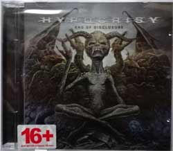 "HYPOCRISY '""End Of Disclosure'' (2013 Russian press, NB 3006-2, new, sealed) (CD)"