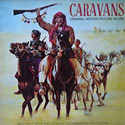 винил LP MIKE BATT with The LONDON PHILHARMONIC ORCHESTRA ''Caravans - OST'' (1978 RI Holland press, red labels, 70164, ex-/ex)