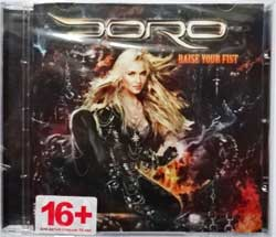 DORO ''Raise Your Fist'' (2012 Russian press, Nb 2726-2, new, sealed) (CD)