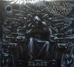 VADER ''The Empire'' (2016 Russian press, NB 3767-2, new, sealed) (digipak) (CD)