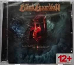 BLIND GUARDIAN ''Beyond The Red Mirror'' (2014 Russian press, Nb 3272-2, new, sealed) (CD)