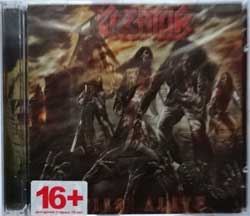 KREATOR ''Dying Alive'' (2013 Russian press, NB 3155-0, new, sealed) (2xCD)