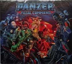PANZER ''Fatal Command'' (2017 Russian press, bonustrack, NB 4081-0, new, sealed) (digipak) (CD)