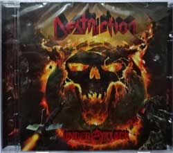 DESTRUCTION ''Under Attack'' (2016 Russian press, Nb 3293-2, new, sealed) (CD)