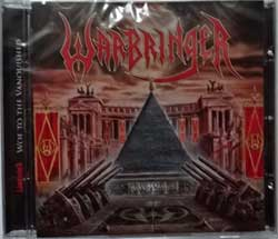 WARBRINGER ''Woe To The Vanquished'' (2017 Russian press, 4650075217825, new, sealed) (CD)