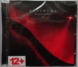 ANATHEMA ''Distant Satellites'' (2014 Russian press, KSCOPE302, new, sealed) (CD)