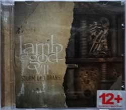 LAMB OF GOD ''Sturn Und Drang'' (2015 Russian press, NB 3559-2, new, sealed) (CD)