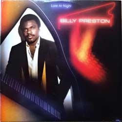 винил LP BILLY PRESTON ''Late At Night'' (1979 USA press, black insert, M7-925R1, ex+/ex)
