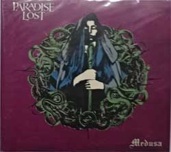 PARADISE LOST ''Medusa'' (2017 Russian press, bonustracks, NB 3797-0, new, sealed) (digipak) (CD)