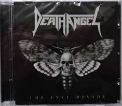 DEATH ANGEL ''The Evil Divide'' (2016 Russian press, Nb 3498-2, new, sealed) (CD)