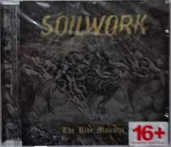 SOILWORK ''The Ride Majestic'' (2015 Russian press, NB 3490-2, new, sealed) (CD)