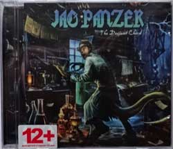 JAG PANZER ''The Deviant Chord'' (2017 Russian press, SPV 270772 CD, new, sealed) (CD)