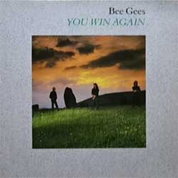 "винил LP BEE GEES ""You Win Again"" (3-track 12"") (1987 German press, 920 790-0 (D), ex-/ex)"