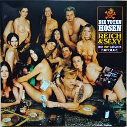DIE TOTEN HOSEN ''Reich & Sexy'' (1993 German 1st press, TOT 51/5245-09319-2, ex/ex) (CD)