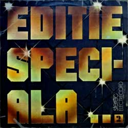 "винил LP EDITIE SPECIALA ""Non-stop Dancing (2)"" (1982 Romanian press, laminated, white labels, vg+/vg+)"
