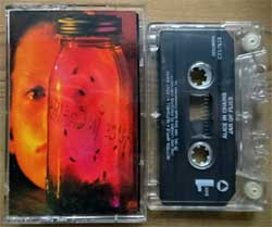 аудиокассета ALICE IN CHAINS ''Jar Of Flies'' (1994 USA press, CT 57628, mint/mint) (MC3206) (D)